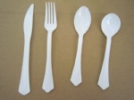 5.4g PS cutlery